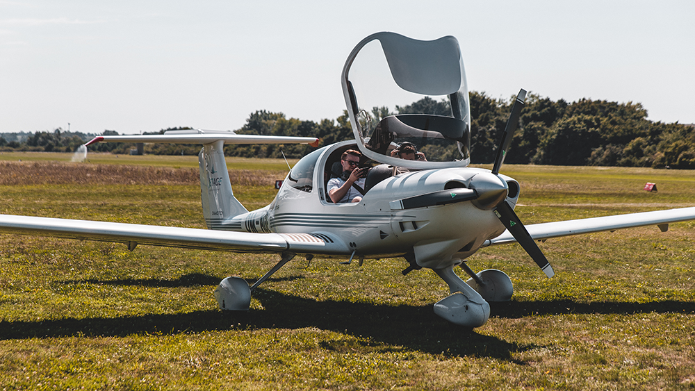 Letecký výcvik – LAPL(A)