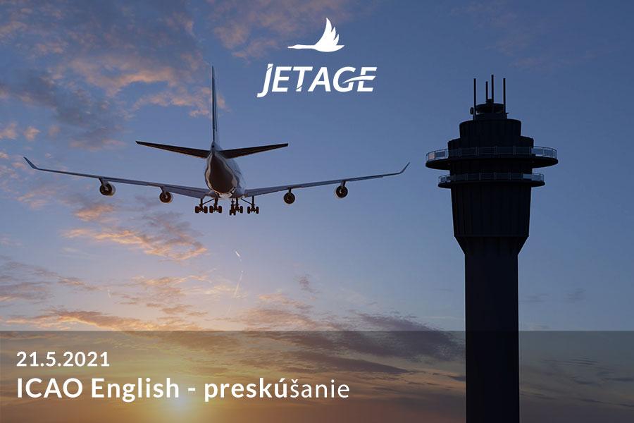 ICAO English - preskúšanie